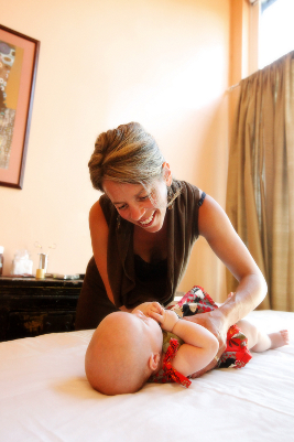Infant Craniosacral Therapy